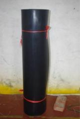 厂家供应10mm黑色绝缘橡胶垫/电力专用绝缘胶板/10KV橡胶板