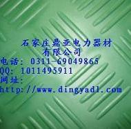 配电室专用耐高压绿色防滑绝缘胶板 变电站专用5mm厚绝缘胶垫