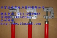 河北厂家直供螺旋母排式接地棒/1.0米螺旋母排式接地棒/质量保证