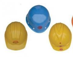 石家庄鼎亚电力器材长期供应ABS黄色安全帽 防护帽 质量好 有保证