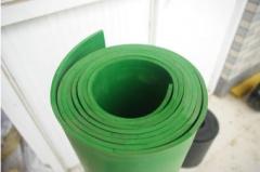 厂家直供质量超级好5mm绿色绝缘胶板 配电室专用35kV高压绝缘胶垫