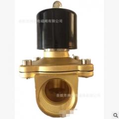 NBSZC 神洲电磁阀 黄铜 1寸 2w-25电磁阀 2W系列电磁阀 1-19 个