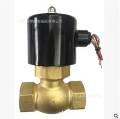 【厂家直销】US-25黄铜蒸汽电磁阀 高温高压电磁阀 1-29 个