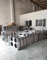 定做非标散热器 中央空调表冷器 翅片冷凝器、蒸汽盘管 热交换器