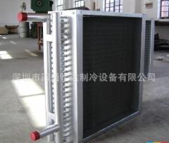 定做非标中央空调翅片式蒸发器 冷凝器 换热器 散热器按要求生产