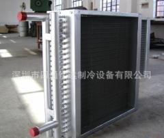定做非标换热器 铜翅片散热器 导热油加热器空气热交换器自产自销