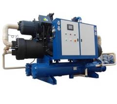 供应工业冷水机,25匹低温冷却机,30匹食品药品储藏设备 1250X1830X3010