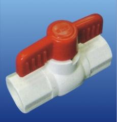 PVC-U环保给水   球阀