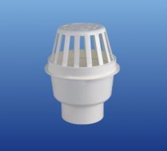 PVC-U天面地漏 Φ110