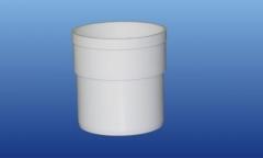 PVC-U排水伸缩节套 Φ75