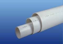 PVC-U实壁排水管