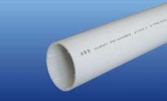 PVC-U芯层发泡消音螺旋排水管