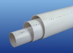 PVC-U芯层发泡消音排水管