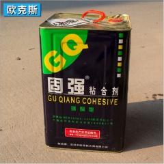 现货批发橡塑保温专用固强胶水保温棉专用万能胶水大型仓储 25Kg/袋