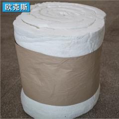 欧克斯品牌50MM鲁阳硅酸铝毡 厂家直销硅酸铝耐火纤维毯家装建材