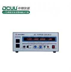 山东精久 JJ98DD053B 程控变频 旋钮式AC电源 交流测试电源 台