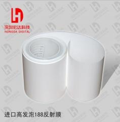 大量供应发泡高反射膜,扩散膜,灯箱反射膜
