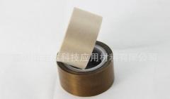 专业生产铁氟龙高温胶带,日 本特氟龙胶带 黑色 白色铁氟龙