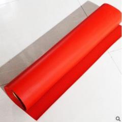 家用防滑垫 铜钱人字纹坑条防滑地毯 厂家地毯地垫批发 0.9米宽*1米长