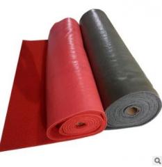 厂家直销出入平安欢迎光临门垫 平安门垫防滑地毯地垫 门厅红地垫 40cm*60cm