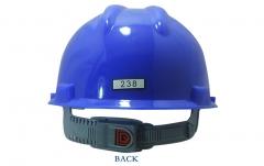 劳友238V型 工地安全帽 防砸冒防护帽 建筑工程 塑料帽