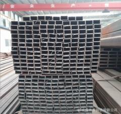 Q345B杭州方管 80*80无缝铁方管 冷轧厚壁矩形管 加工方矩管厂家 250*150*10