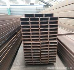 厂家生产无缝方管非标厚壁矩管工地焊接方管大棚用小口径薄壁矩管 140*80*5.0