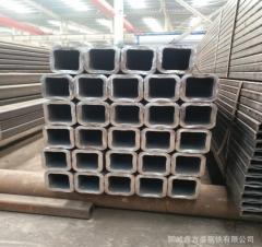 厂家供应 矩形方管 16mn无缝方管大口径厚壁方钢管 矩形管 200*350*12