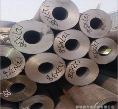 切割45#厚壁钢管(切割零售定尺厚壁无缝钢管)大口径无缝钢管 121*10