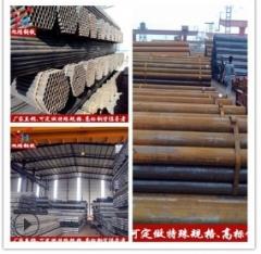 供应直缝钢管、焊管、高频焊管、家具管厂家现货直销欢迎老板采购 1.5寸*3.25mm