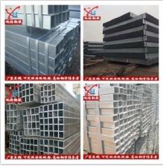 厂家现货供应方矩管镀锌方矩管镀锌板管 焊接方通库存充足可混批 30*50*2.0