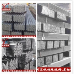 厂家批发广东角钢 等边角钢 不等边角钢镀锌角钢规格齐全价格合理 25*25*3