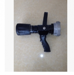 厂家消防器材 多功能直流喷雾水枪 无后座力水枪 多功能消防水枪 QLD6/8Ⅲ