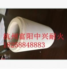 陶瓷浇口套 保温材料 来图定制 耐高温 不粘铝 按照客户需求订做各种规格形状的堵套产品