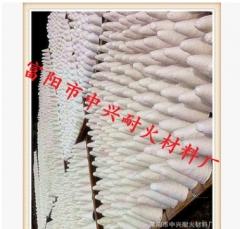硅酸铝塞头(堵套)、炉料 按照客户需求订做各种规格形状的堵套产品