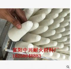 岩棉堵套 保温材料 定制塞头 硅酸铝冒口 出水铝口保温 按照客户需求订做各种规格形状的堵套产品