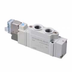 SMC型莱泽电磁阀 3LZD-M5