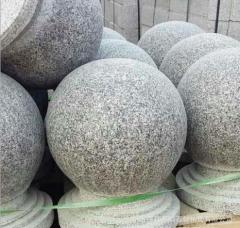 批量供应大理石石球 专业定制石球 北方大理石石材供应商