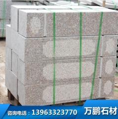 直销五莲红圆柱 定制石材圆柱长期供货 北方五莲红圆柱供应厂家