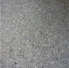 新款芝麻灰火烧板 30厚花岗岩火烧板定制 北方芝麻灰石材供应商