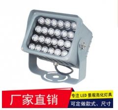 LED投光灯泛光灯户外防水投射灯室外照明聚光灯24w大功率10w40w 9w