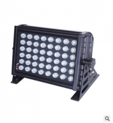 LED聚光投光灯户外防水室外36w48w七彩rgb招牌广告灯工程灯线条灯 36w