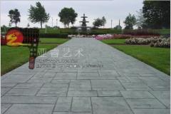 景观绿道|景观绿道路面|景观绿道施工|上海睿龙厂家特供
