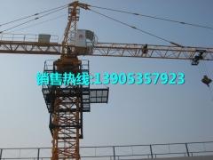 鸿达重工QTZ63塔机塔吊 5610塔式起重机 吊车快装式塔机塔吊 台
