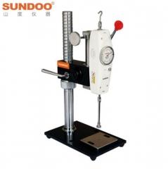 温州山度(SUNDOO)SPJ手压机架 配套推拉力计 压力测试架 ≥1 台