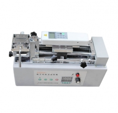 HTH-500N电动卧式机台电动端子拉力测试台电动卧式测试台 1-4 台