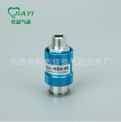 厂家推荐 优质手滑阀HSV-08 手推阀 气动滑动开关手动控制阀 HSV-06