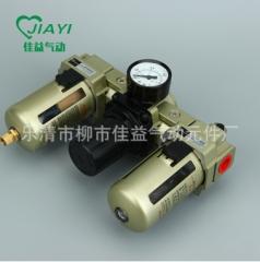 厂家直销 SMC型AC4000-04气动三联件 油水分离器 气源处理器 AC4000-03/04