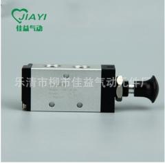 厂销精品 优质4R210-08手拉阀 手动换向阀 电磁阀气动元件 4R110-06