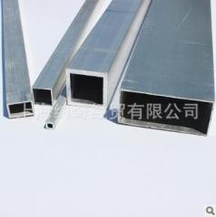 专业批发供应铝方管 优质可靠铝合金方管 规格全可定做 120mm*60mm*3.0mm